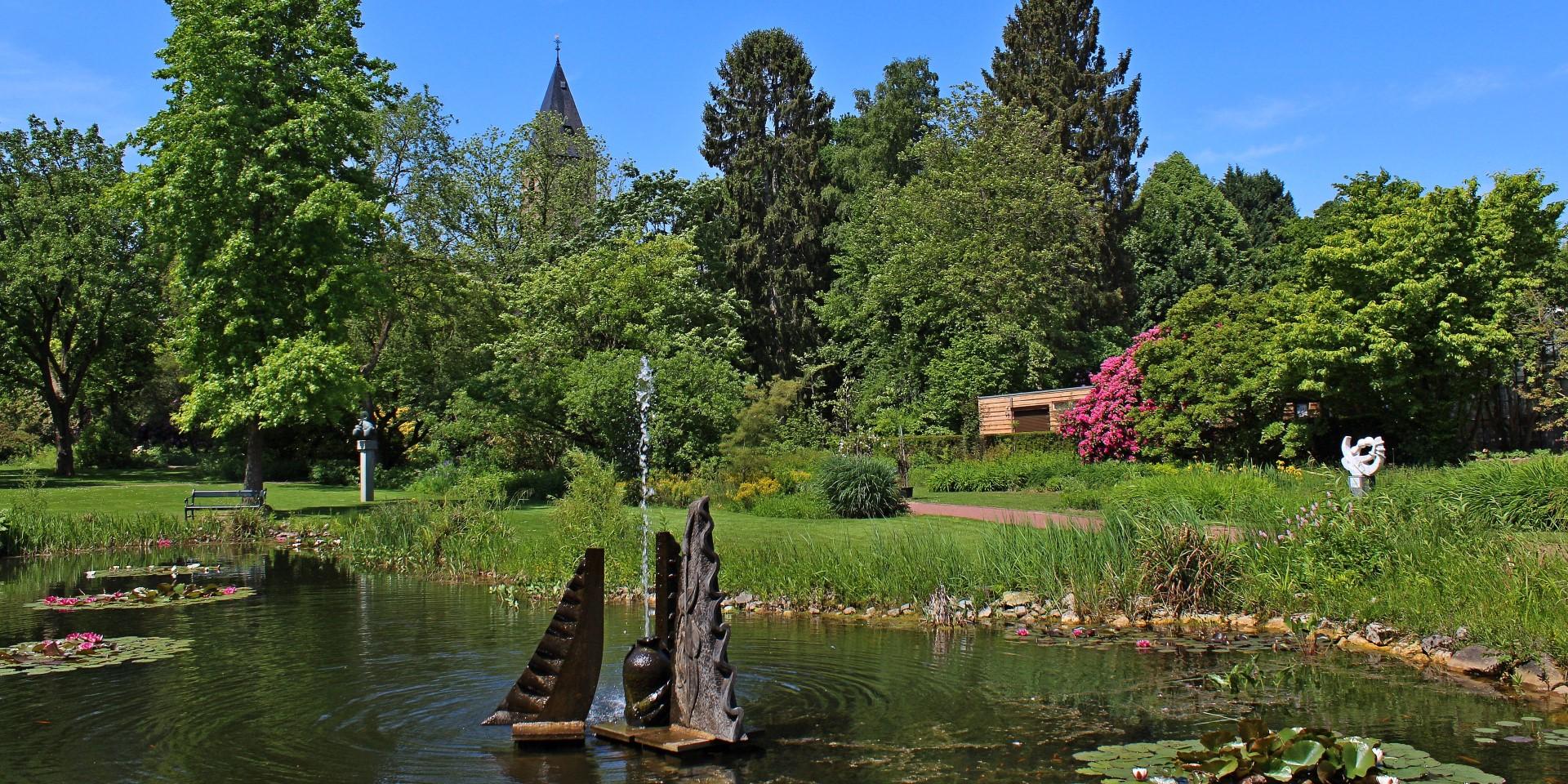 Botanische Tuin Kerkrade : Botanische tuin kerkrade in kerkrade zuid limburg