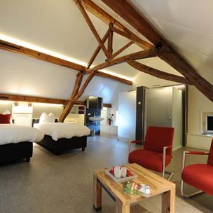 Hotel Restaurant Op de Vos in Sittard (Zuid-Limburg)