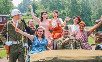 75 jaar Bevrijding in Zuid-Limburg